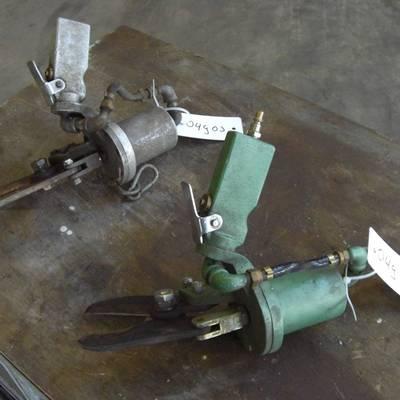 Hock cutters