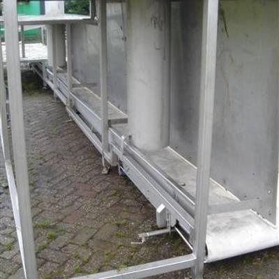 Degreasing platform