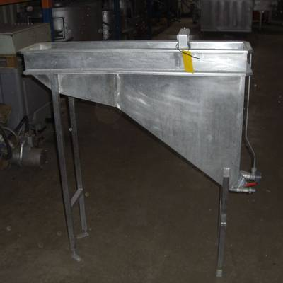 Splitting saw steriliser