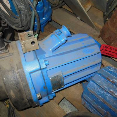 Submersible pump (new)