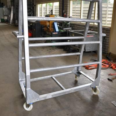 Hook carts