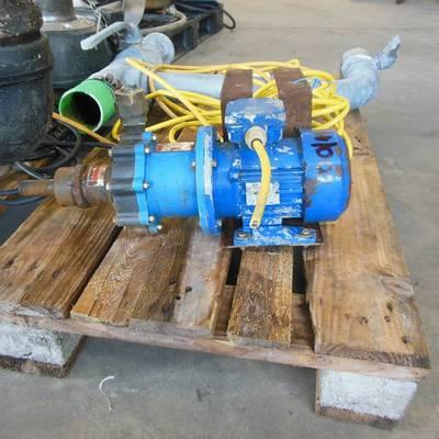 Polymer pump