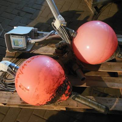 Oxygen measurement system