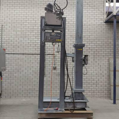 Loading arm (manipulator) + hydraulic unit
