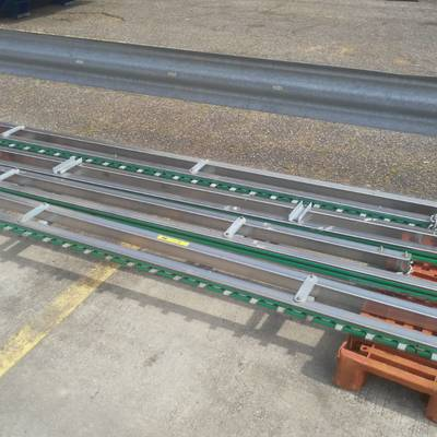 Hook return conveyor