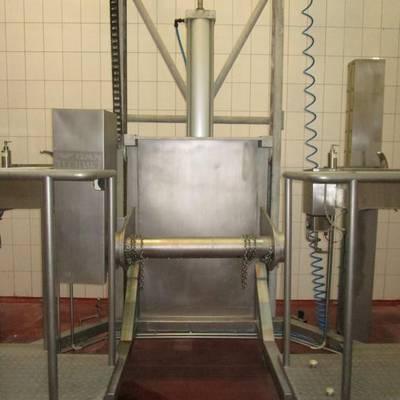 Dehider machine