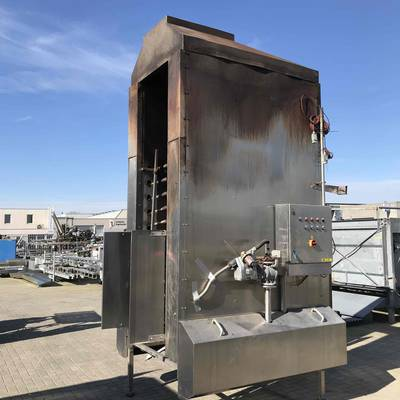 Flaming furnace