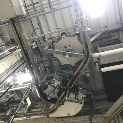 Bi-rail slaughter conveyor