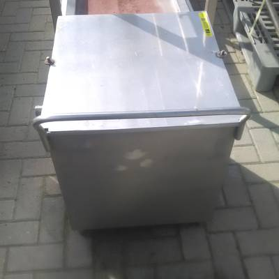 Waste disposal cart