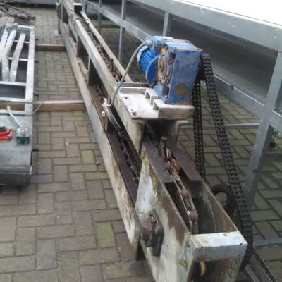 Lift conveyor