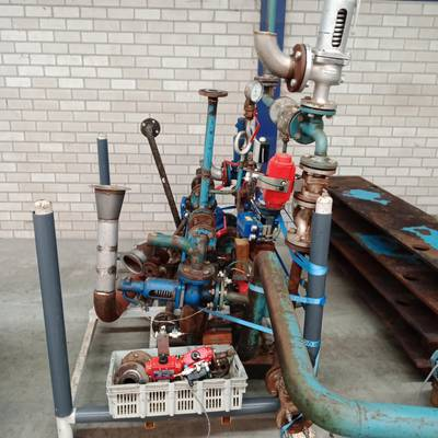 Collection of valves