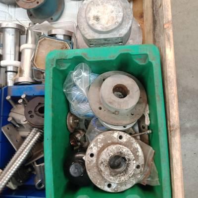 Cut-up line spare parts