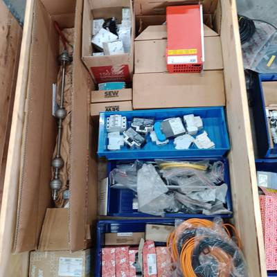 Spare parts - electrical components