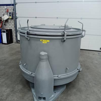 Fat centrifuge
