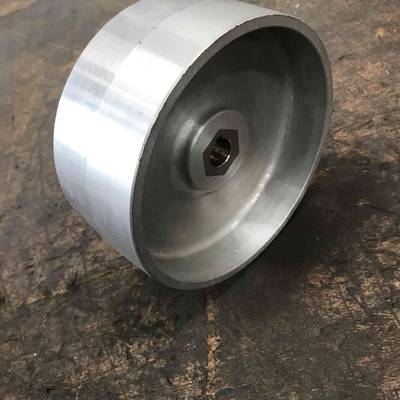 Pulley for plucker (aluminium)