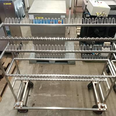 Poultry carts