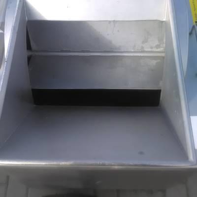 Waste disposal cart
